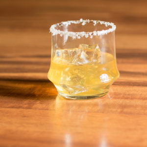 Bittersweet Margarita