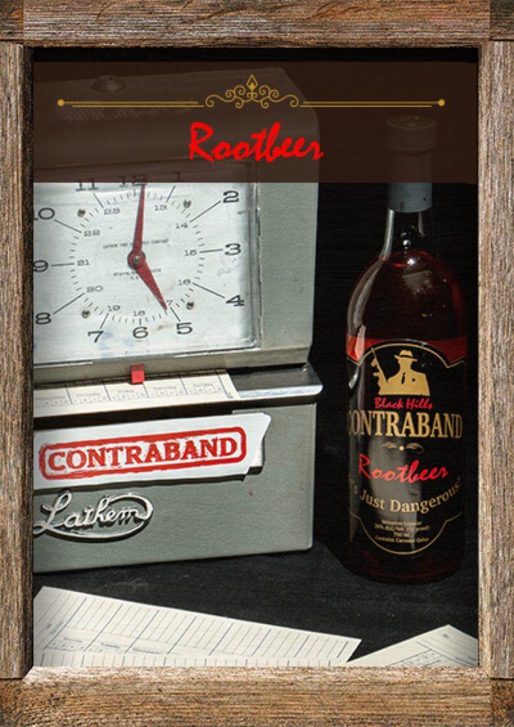Black Hills Contraband Rootbeer