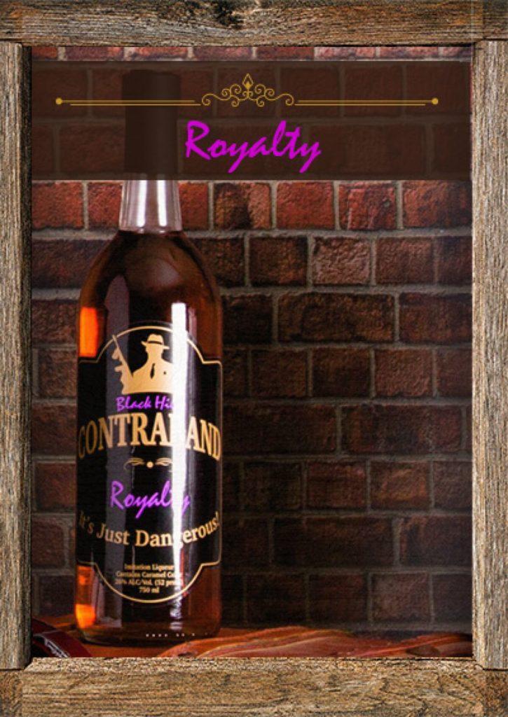 Black Hills Contraband Royalty