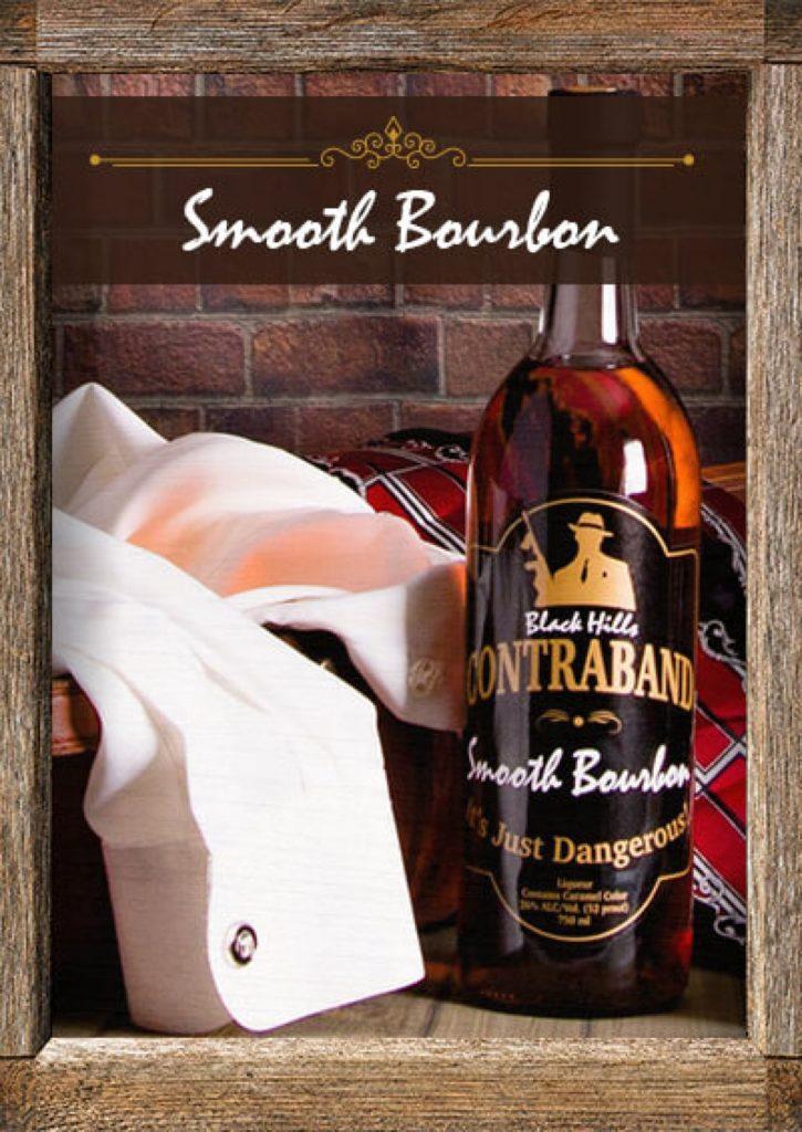 Black Hills Contraband Smooth Bourbon